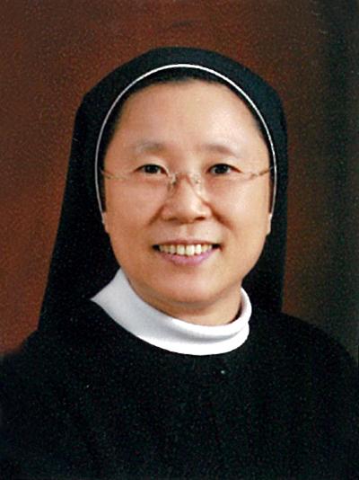 김 마리폴 수녀님