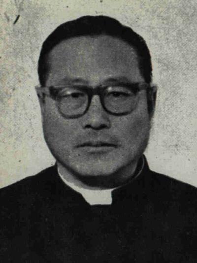 박지환 요한 신부님